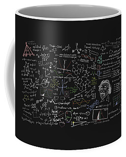 Maths Formula Coffee Mug