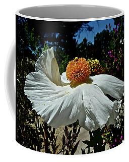 Matilija Poppy Two Coffee Mug