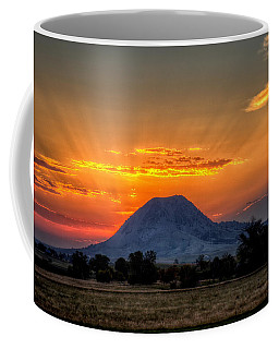 Mato Paha, The Sacred Mountain Coffee Mug