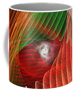 Matrix Coffee Mug by Kim Sy Ok