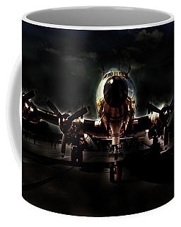 Coffee Mug featuring the photograph Mats Constellation by John Schneider