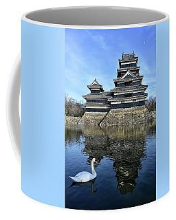 Matsumoto Swan Coffee Mug