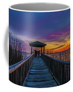 Mattamuskeet Lake Coffee Mug