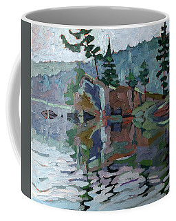 Mattawa Pines Coffee Mug
