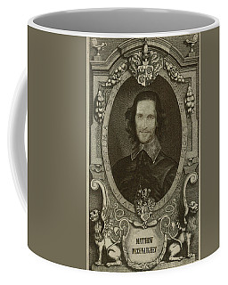 Matthew Mcconaughey   Coffee Mug