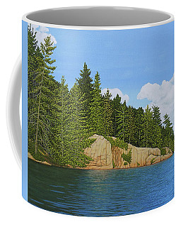 Matthew's Paddle Coffee Mug