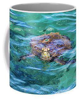 Maui Sea Turtle Coffee Mug