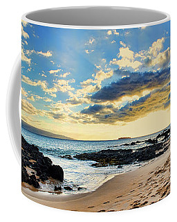 Maui Sunset Panorama Coffee Mug