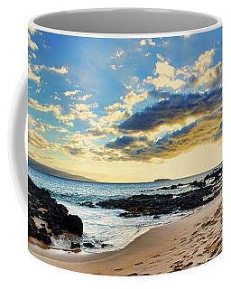 Maui Sunset Panorama Coffee Mug