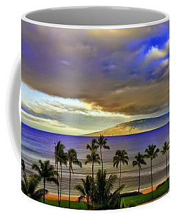 Maui Sunset At Hyatt Residence Club Coffee Mug