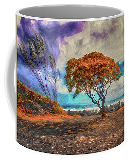 Maui Trees ... Coffee Mug