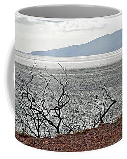 Maui's View Of Lanai Coffee Mug