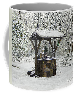 Mavis' Well Coffee Mug