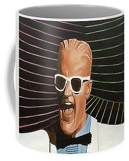 Max Headroom Coffee Mug