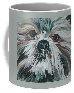 Max Up Close And Personal Coffee Mug