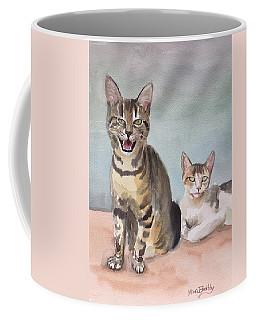 Maxi And Girlfriend Coffee Mug