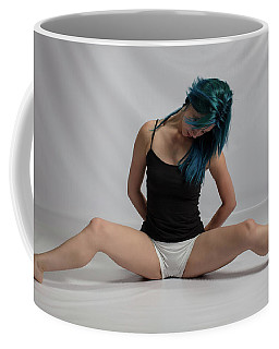 Maxina Stretching Out Coffee Mug