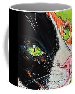 Maxx The Cat Coffee Mug