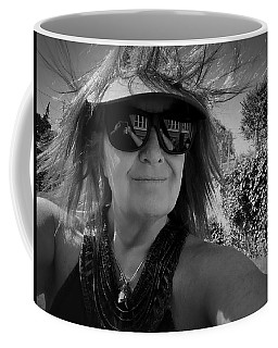 May 2017 Portrait  Coffee Mug by Colette V Hera Guggenheim