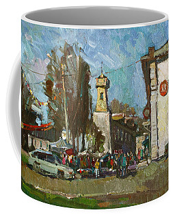 May 9 In Tutaev Coffee Mug