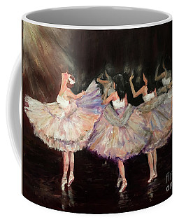 May Ballet Recital Coffee Mug