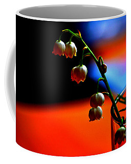 Coffee Mug featuring the photograph May Flowers by Susanne Van Hulst