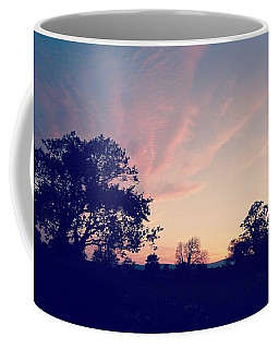 May Sunrise, Lancashire, England Coffee Mug