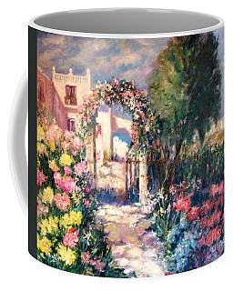 May Your Life Be Like A Flower Coffee Mug