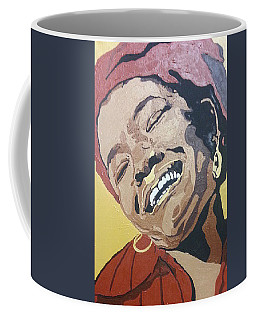 Maya Angelou Coffee Mug