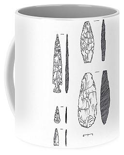 Maya Stone Tools Coffee Mug