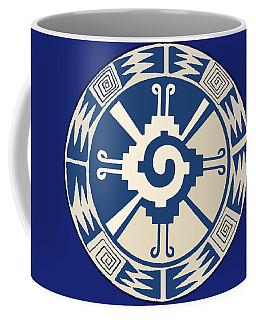 Mayan Hunab Ku Design Coffee Mug