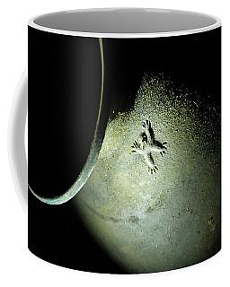 Mayan Monkey Pot 400ad Coffee Mug