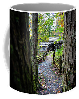 Maybry Mill Through The Trees Coffee Mug