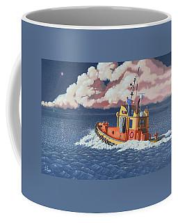 Mayday- I Require A Tug Coffee Mug