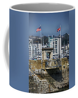 Mayflower Steps Coffee Mug