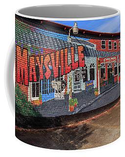Maysville Mural Coffee Mug