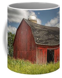 0023 - Mayville Red I Coffee Mug