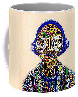 Maz Kanata Star Wars Awakens Afrofuturist Colection Coffee Mug