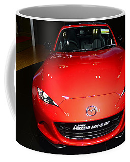 Mazda Mx5 Coffee Mug