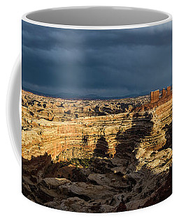 Maze Panorama Coffee Mug