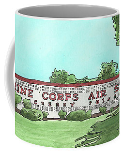 Mcas Cherry Point Welcome Coffee Mug
