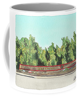 Mcas Miramar Welcome Coffee Mug