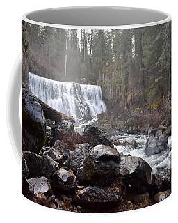 Mccloud Middle Fall Coffee Mug
