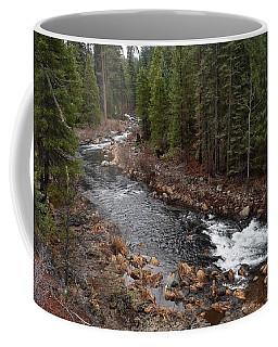 Mccloud River Coffee Mug