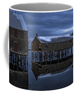 Coffee Mug featuring the photograph Mccurdys Pickling And Brining Shed 2 by Marty Saccone