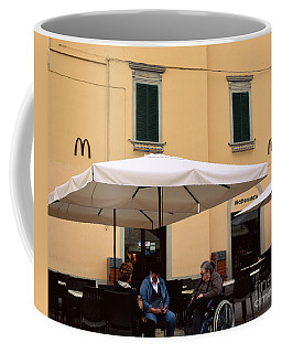 Mcdonald's In Pisa, Italy Coffee Mug
