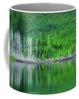 Mcguire Reservoir P Coffee Mug