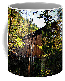 Mckee Bridge Coffee Mug