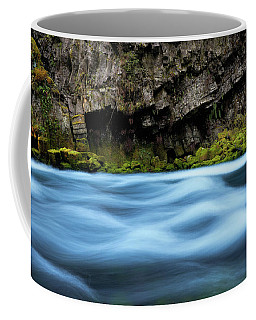 Mckenzie Blue Coffee Mug