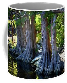 Mckinney Falls State Park - Texas 12118-2 Coffee Mug